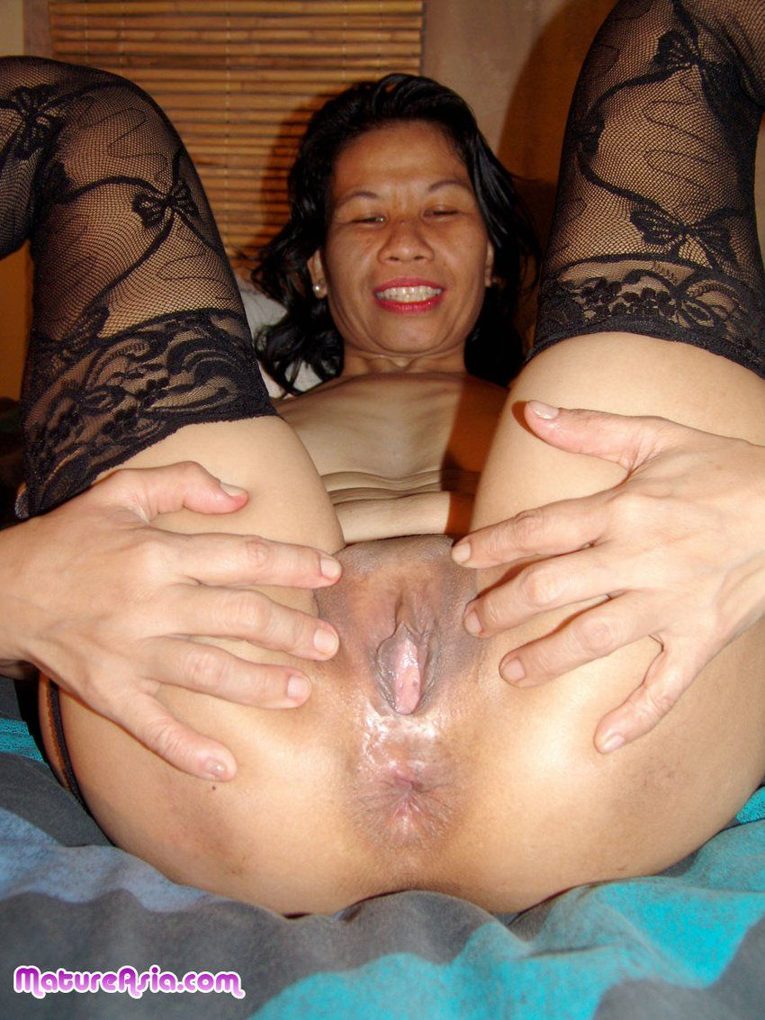 Old asian sex naked