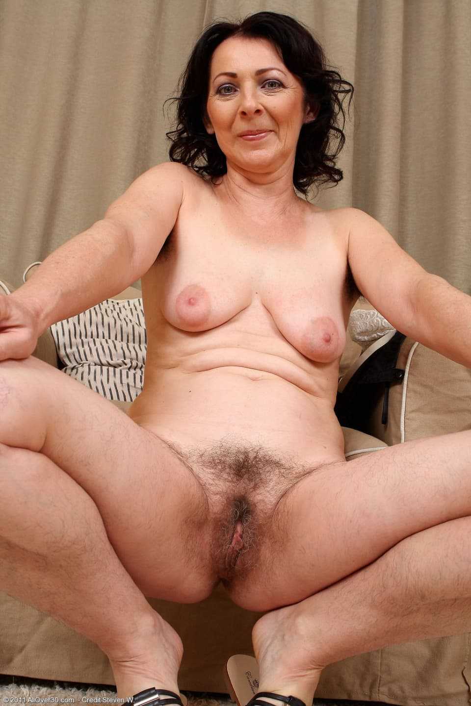 Dark M. recommendet hairy Old pussy mature