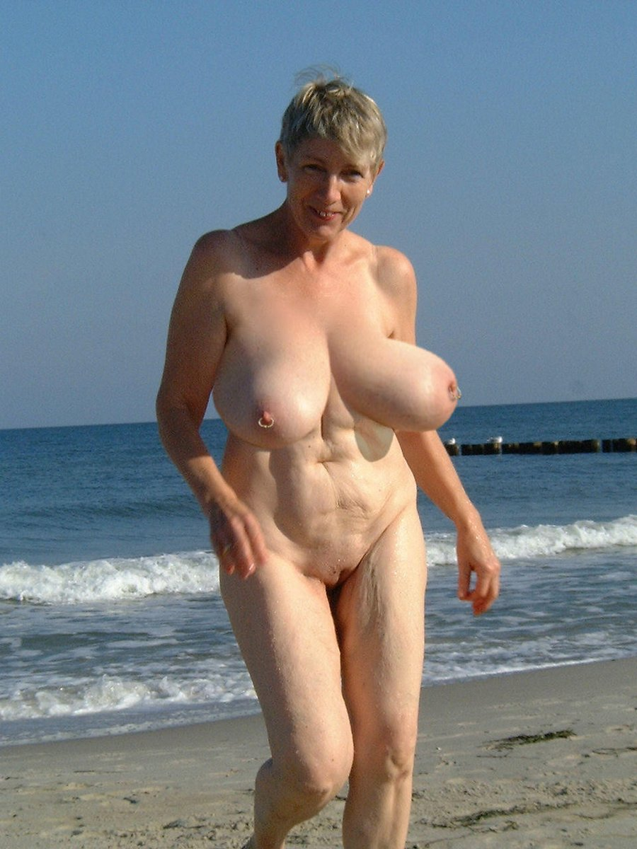 best of Nudist old woman