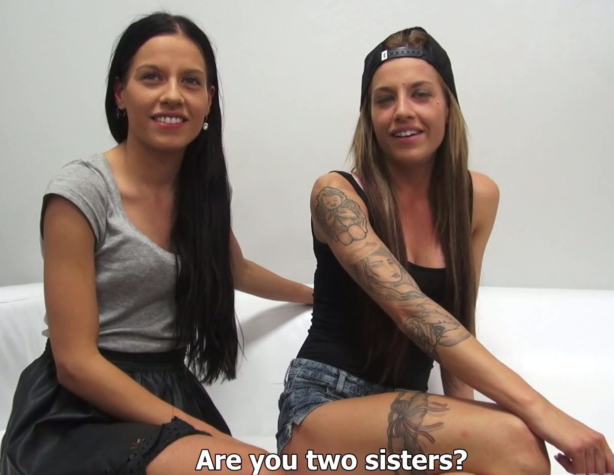 Real twins sisters