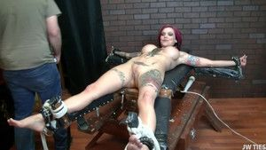 Captian R. reccomend redhead shaved lick dick and squirt