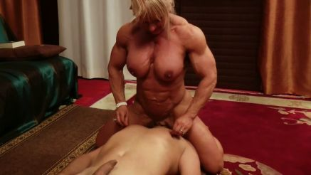 Shield reccomend Ripped muscle girl gets fucked