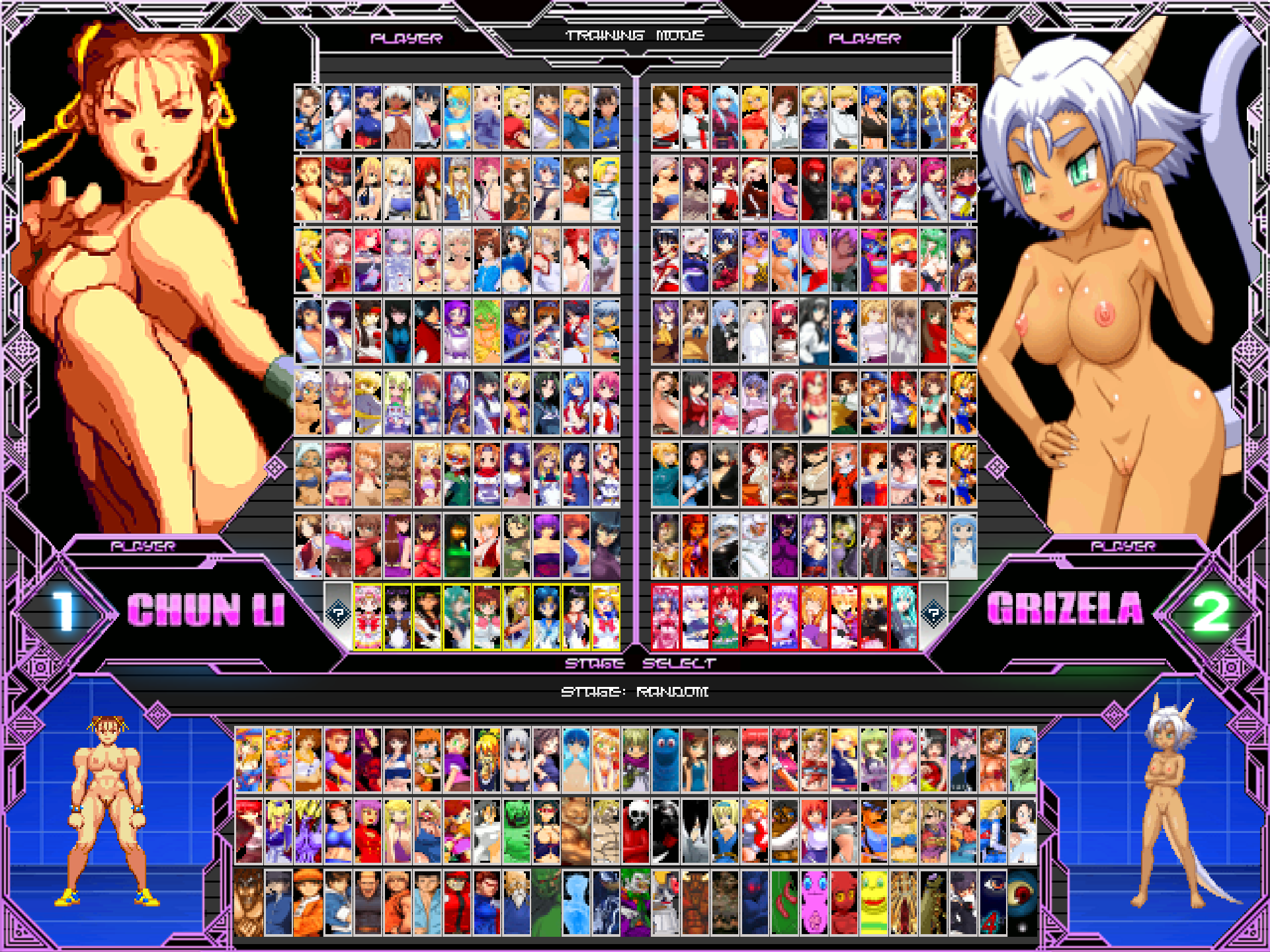 ZB recomended ryona kof