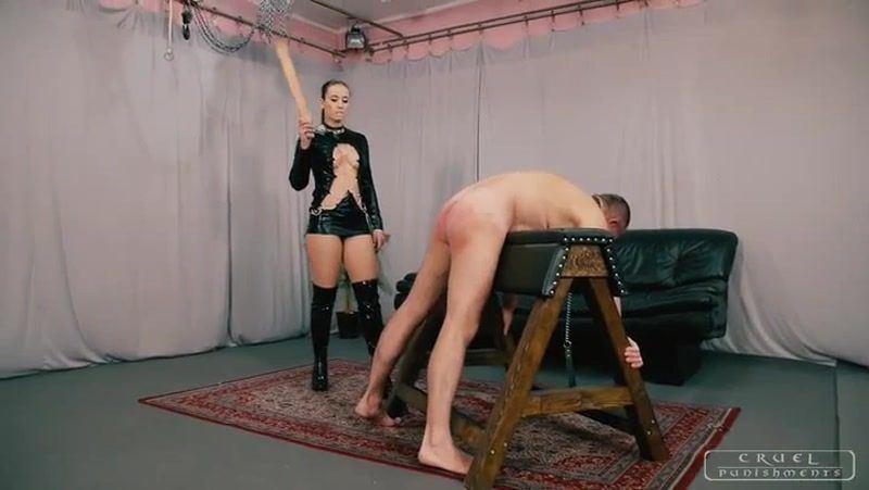 Severe femdom spankings