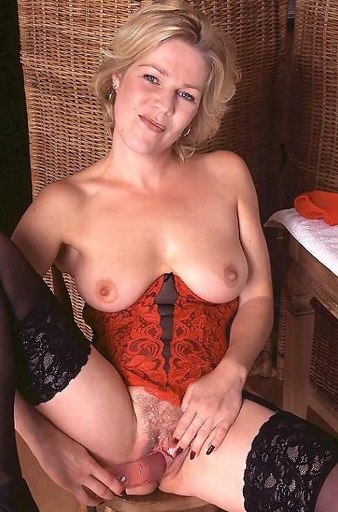 Sex pics of mature women