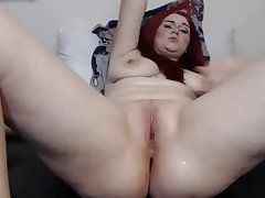 Thunderhead reccomend Sexy redhead squirts