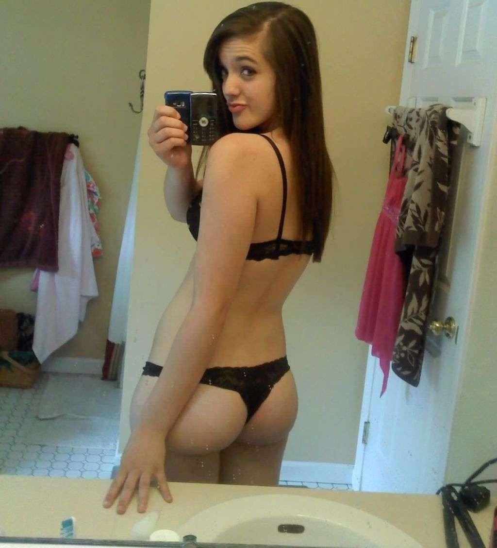 X-Tra reccomend sexy teen ass panty selfie