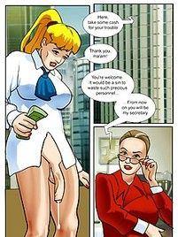 Zils M. reccomend Shemale comics galleries