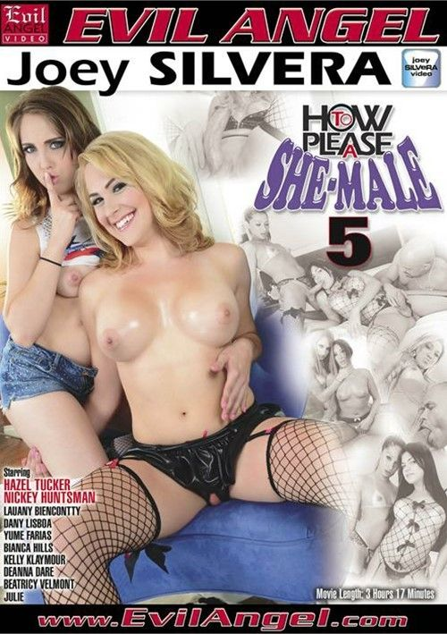 best of Trailer Shemale dvd