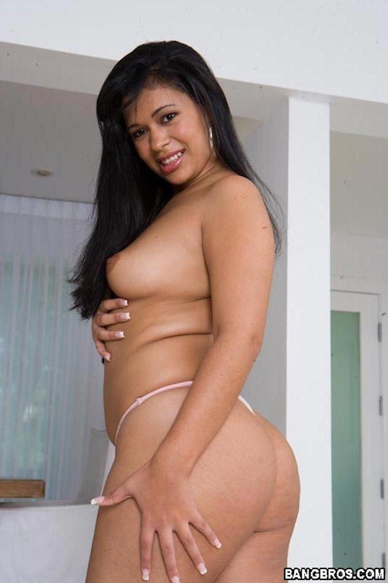 Slutty latina ass