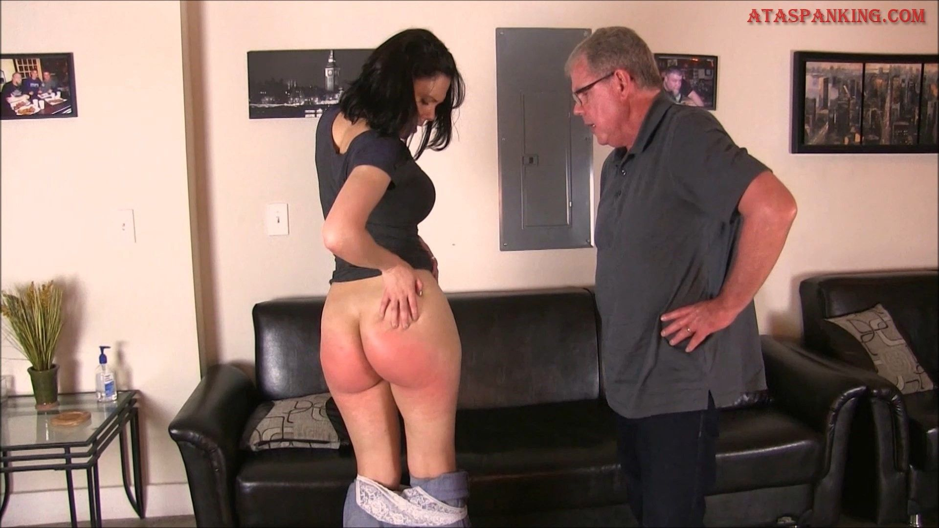 Betty B. reccomend spanking audrey