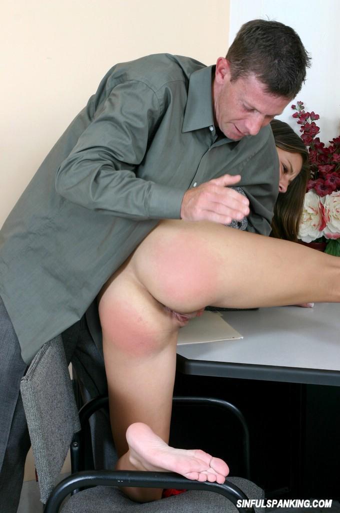 Captain J. reccomend spanking boss