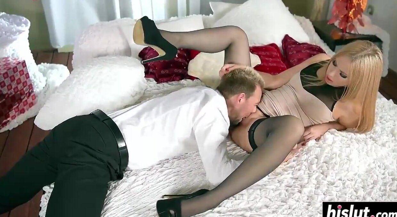 Sideline reccomend stocking heels fuck
