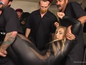 Stories wife sex gangbang