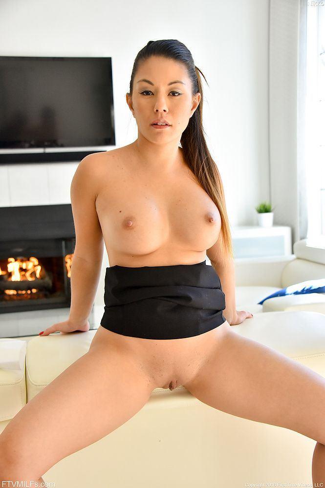 Katya Clover gets full massage.