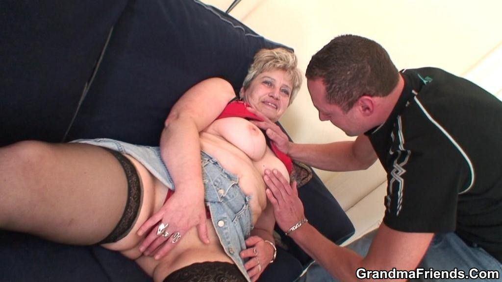 best of Grandmas pussy suck