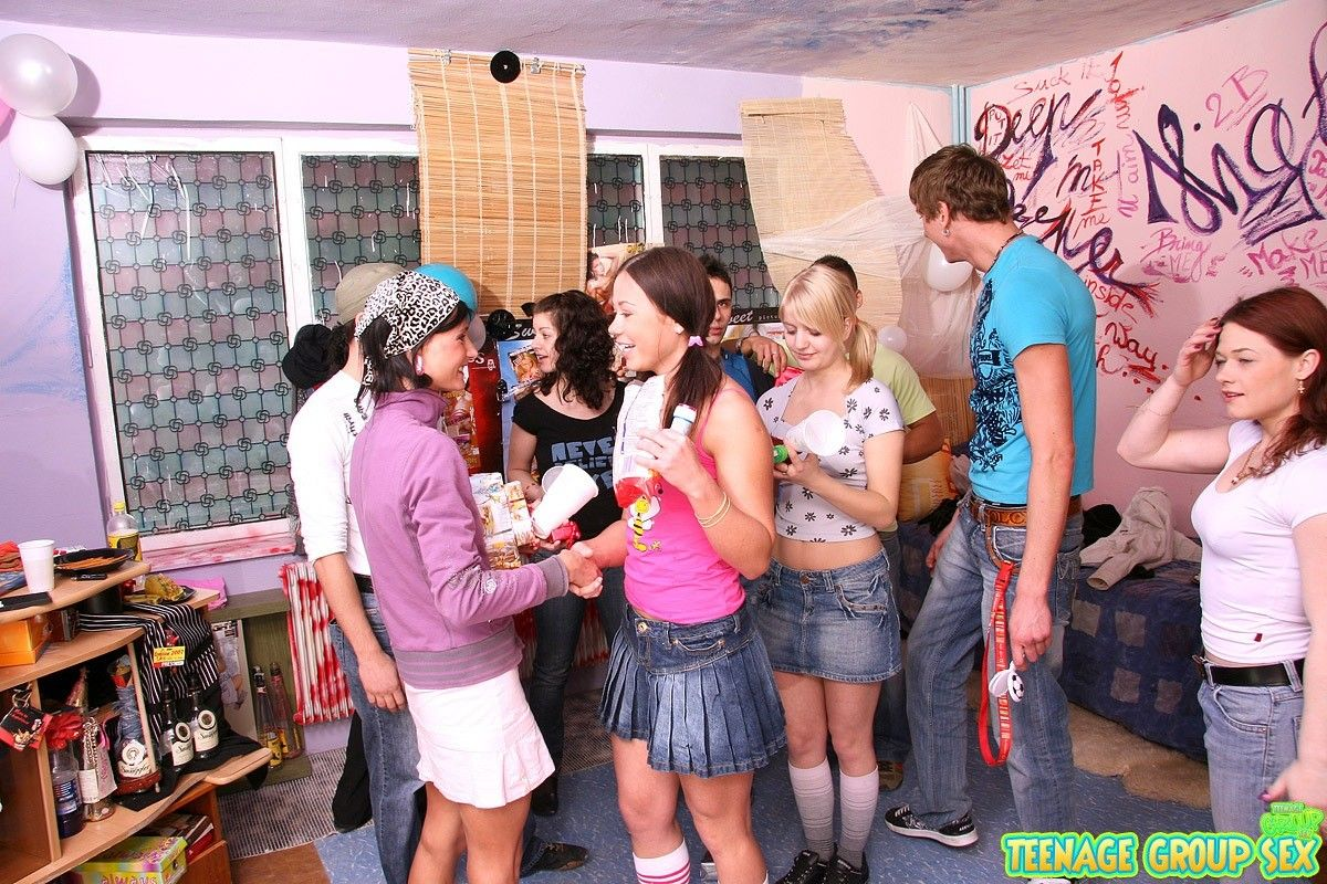 best of Party orgy birthday surprise