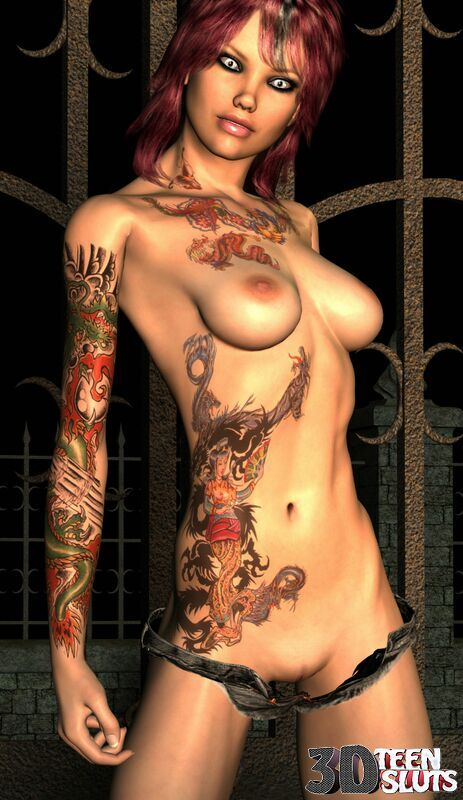 best of Babe tattoed