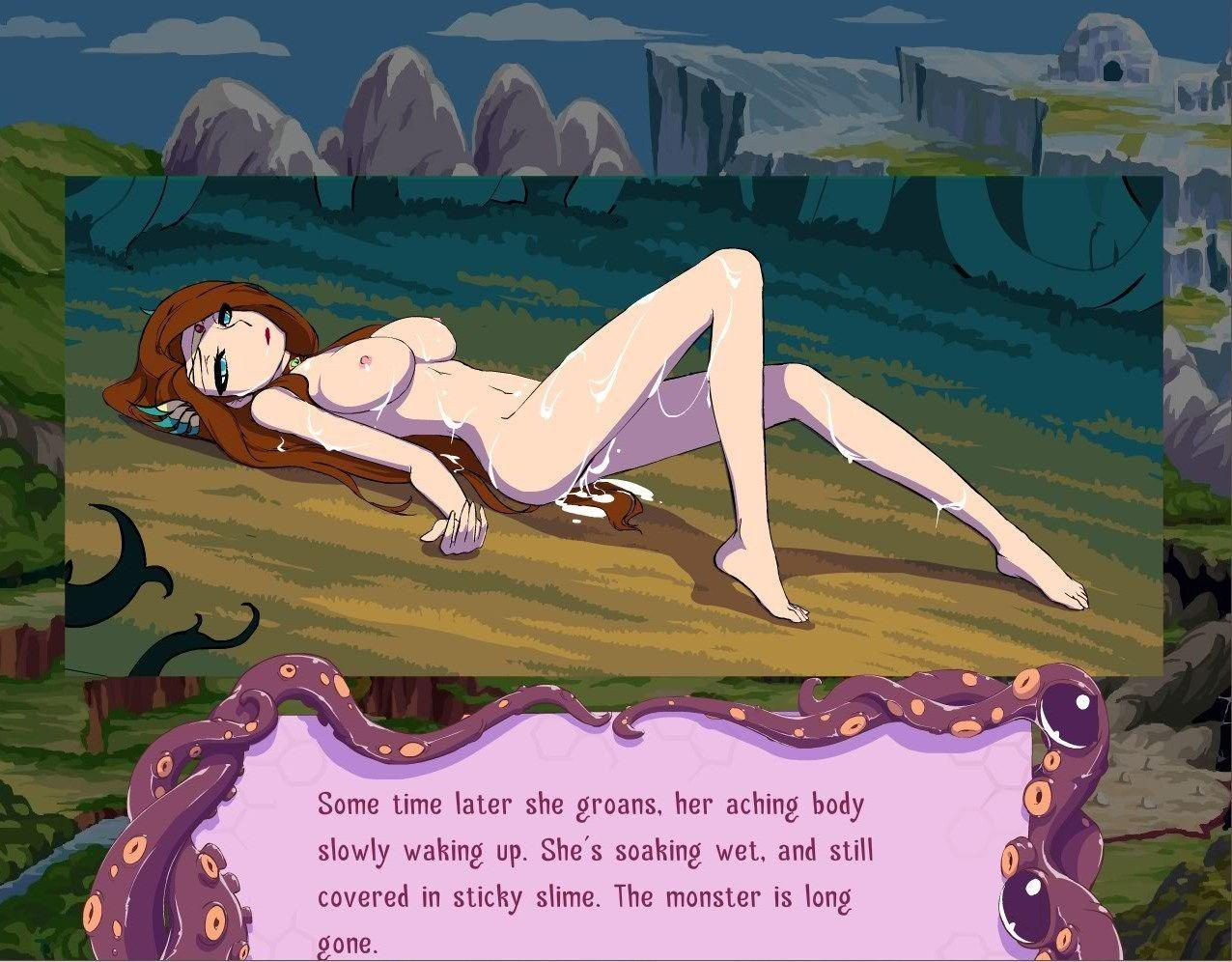 Bitsy B. reccomend tentacle gameplays