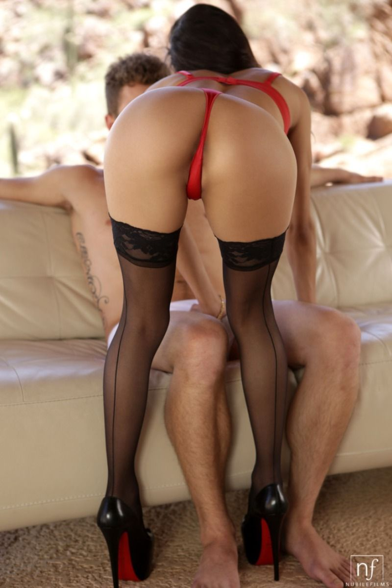 best of Stockings thong