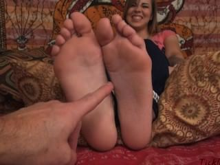best of Feet tickling you