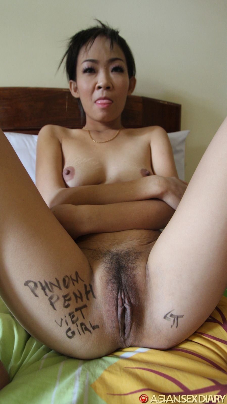 Daisy reccomend viet pussy