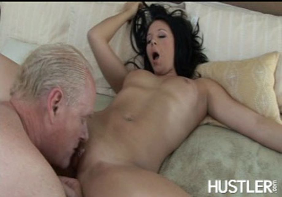 Wife licks and guy farts