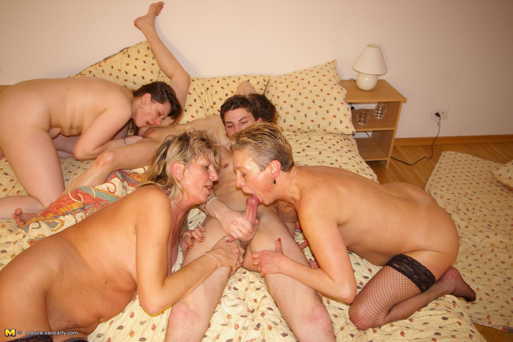 Wild naked mature ladiess