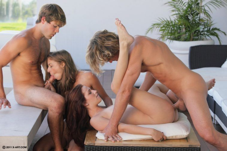Congo reccomend Xxx threesome foursome