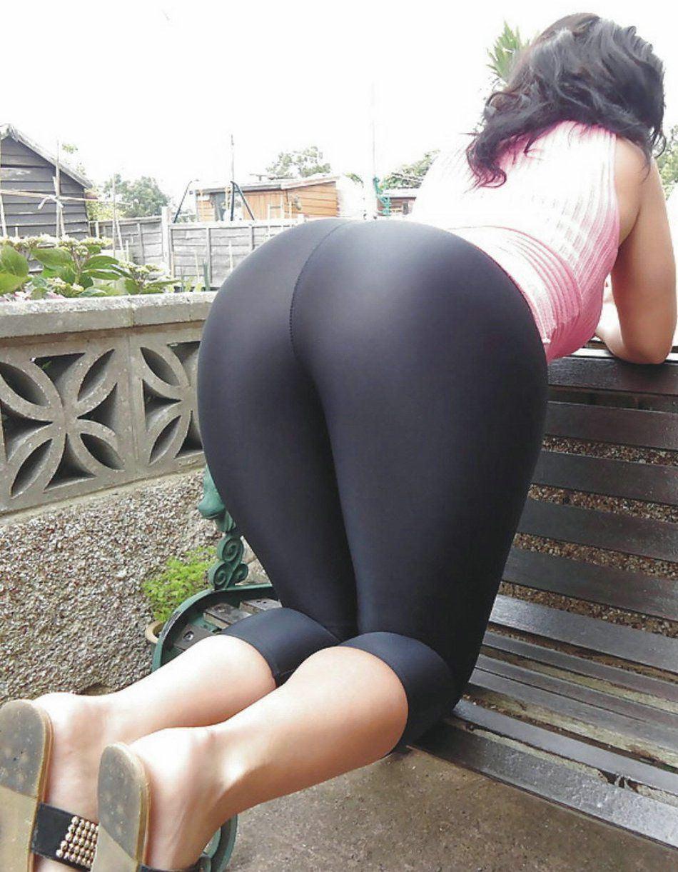 Yoga booty